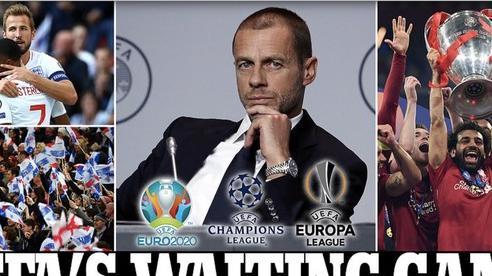 Truyền thông thế giới 'sốt' vì EURO lẫn Copa America 2020 cùng bị hoãn