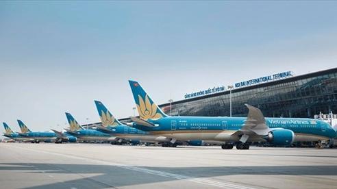 Vietnam Airlines tạm dừng bay toàn bộ chặng quốc tế