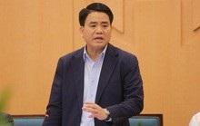 Chủ tịch Hà Nội: 10.000 người từ các 'điểm nóng' Covid-19 trở về, khuyến cáo các cửa hàng đóng cửa