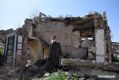Chiến tranh đã cướp đi những thứ quý giá của người dân Syria