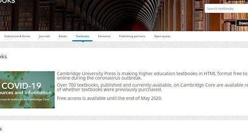 Dịp hiếm hoi đại học hàng đầu nước Anh mở kho giáo trình miễn phí