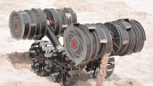 NASA cần bạn giúp phát triển robot đào đất trên…Mặt trăng