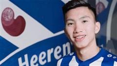 Văn Hậu từ chối về nước sớm 'giải cứu' hàng thủ Hà Nội FC, chấp nhận kiếp người thường ở trời Âu
