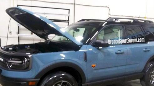 Anh em Escape là Ford Bronco Sport hé lộ thông số kỹ thuật: Dẫn động 2 cầu, mạnh 250 mã lực