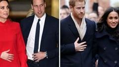 Vợ chồng Công nương Kate dính nghi án 'gian lận' trong cuộc chạy đua ai nổi tiếng hơn với nhà Meghan Markle