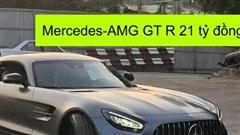 Mercedes-AMG GT R độc nhất Việt Nam về tay đại gia Sài Gòn, giá ra biển lên tới 21 tỷ đồng
