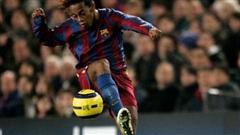 Ronaldinho: Tuổi 40 trong tù và những pha bóng ma thuật