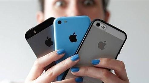 Giới trẻ ngày càng 'phát cuồng' vì iPhone
