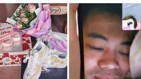 Văn Toàn và Trang Nhung đón sinh nhật lãng mạn như phim Hàn