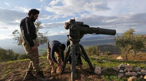 'Pháo đài' bất khả xâm phạm của Nga bị tên lửa TOW của Mỹ 'chọc thủng' trên chiến trường Syria?