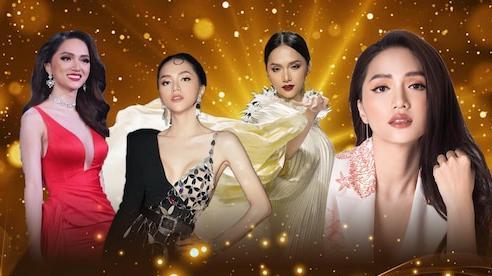 Hương Giang lột xác hình ảnh sau 8 năm: Hoa hậu Chuyển giới Quốc tế - Vedette sàn diễn thời trang
