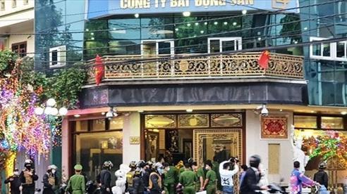 Vụ vợ chồng đại gia đất Thái Bình bị bắt giữ: 'Đàn em' của Đường 'Nhuệ' ra đầu thú