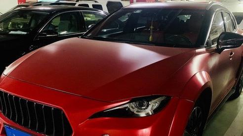 Mê Maserati nhưng chỉ có Mazda CX-4, chủ xe tự chế 'Mazderati'