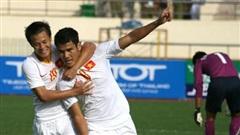 Đè bẹp Trung Quốc bởi những 'đòn đánh' khó ngờ, U23 Việt Nam vô địch giải tứ hùng danh giá