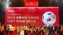 Sân khấu Gala QBV VN 2019 bị chê... kém tiệc công ty, khách mời, MC liên tục 'vấp đĩa'
