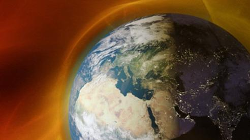 Hiện tượng lạ ở Nam Mỹ: trái đất chuẩn bị đảo ngược?