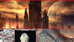 Loạt hình ảnh rợn người làm gia tăng đồn đoán về sự tồn tại của nền văn minh trên sao Hỏa