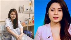 MC Diệu Linh bị ung thư máu, khả năng phải ghép tuỷ