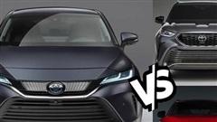 Toyota Harrier/Venza: Giống RAV4 hay Highlander để đấu Hyundai Santa Fe?