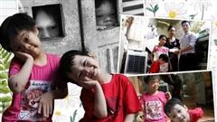 Cô bé 10 tuổi cùng em bị nhốt sau cánh cửa sắt ở Hà Nội: 'Cháu vui vì sắp được đi học, có quạt mát rồi 4 bà cháu sẽ không mất ngủ nữa'