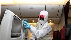 Giải pháp nào chống lây lan dịch Covid-19 trong khoang máy bay?