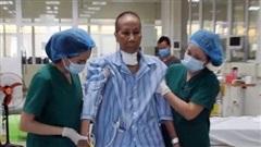 Bệnh nhân Covid-19 điều trị dài ngày nhất cả nước khỏi bệnh