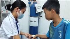 Cao Bằng: Học sinh tiểu học nhập viện sau bữa ăn trưa