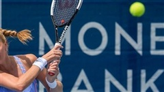 Petra Kvitova thi đấu ấn tượng tại giải quần vợt Praha