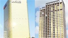 Xử phạt chủ đầu tư 2 tòa nhà 'dát vàng' gây chói mắt ở Đà Nẵng