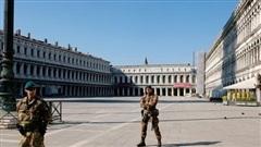 Châu Âu độc lập về quân sự sẽ trở thành con mồi của Covid-19?
