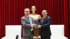 Hà Nội thúc đẩy quan hệ thương mại đầu tư với Nhật Bản trong điều kiện 'bình thường mới'