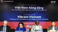 WB bày kế giúp Việt Nam trở thành nền kinh tế thu nhập cao vào năm 2045