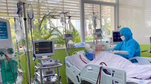 Diễn biến mới nhất về sức khỏe bệnh nhân 91