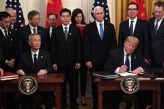 Tổng thống Mỹ dọa hủy thỏa thuận thương mại với Trung Quốc