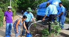 Bàn giải pháp không để người dân nào thiếu nước sinh hoạt