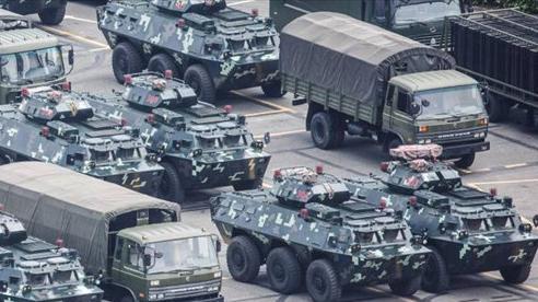 Hé lộ tình thế 'dầu sôi' giữa Mỹ-Trung: Tín hiệu nóng từ dàn tướng lĩnh Quân giải phóng