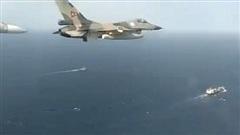 Khu trục hạm Porter vây bắt tàu dầu Iran: Kế 'chọc vào mắt Mỹ' của Tehran đã thành công?