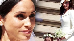 Hoàng gia Anh lên tiếng về việc công nương Kate cãi nhau đến bật khóc với em dâu Meghan
