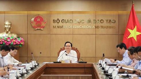 Thi tốt nghiệp THPT năm 2020: Bộ trưởng yêu cầu 'Tuyệt đối phải đảm bảo an toàn cho kỳ thi'