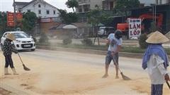 Thi công xưởng may 6 triệu USD bất chấp an toàn lao động, gây ô nhiễm môi trường