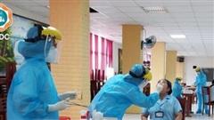 Bộ Y tế hướng dẫn đánh giá nguy cơ lây nhiễm COVID-19 tại nơi làm việc và ký túc xá