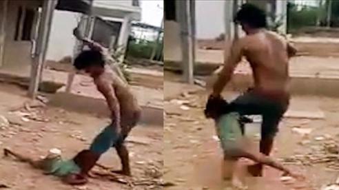 Cha ruột đuổi đánh, bạo hành dã man con gái 6 tuổi