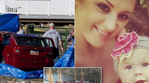 Lái ô tô lao xuống sông, mẹ tử vong tại chỗ trong khi con gái được cứu sống sau 14 giờ nhờ vào một giọng kêu cứu bí ẩn