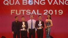 Trần Văn Vũ xứng danh đội trưởng futsal Việt Nam