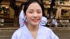 Vẻ xinh xắn, đáng yêu của nữ sinh câu lạc bộ Taekwondo trường kinh tế 'đốn tim' dân mạng