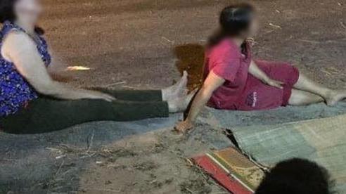 Bé trai 4 tuổi tử vong dưới hố ga không đậy nắp bên đường