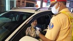CSGT chốt chặn 2 đêm liên tục ở Vũng Tàu, hàng loạt lái xe... 'ôm hận'!