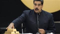 Không đòi được vàng, Venezuela tính cách đổi bằng thuốc