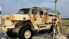 Quân đội Nga được trang bị tổ hợp súng cối Sani nâng cấp 'cực khủng'