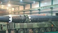 Mỹ trừng phạt 33 cá nhân hỗ trợ tài chính cho chương trình hạt nhân và tên lửa của Triều Tiên